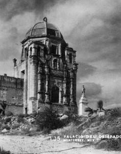 EL PALACIO DEL OBISPADO DE MONTERREY