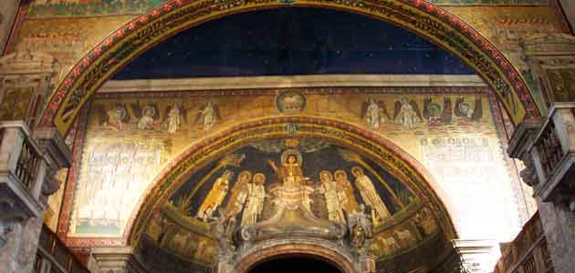 Iglesia de Santa Praxedes