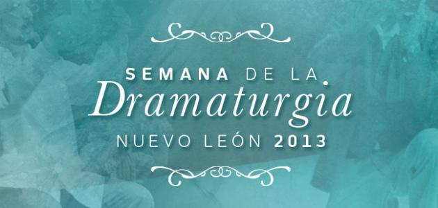 Semana de la Dramaturgia 2013