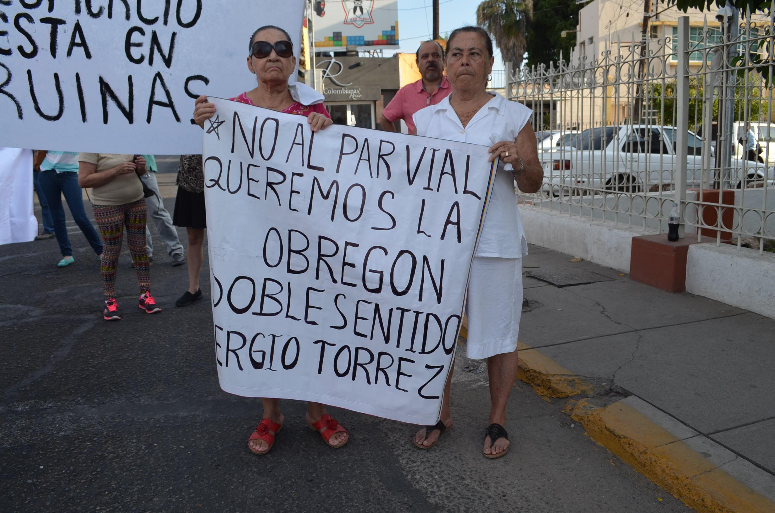 Responsabilizan al alcalde de una mala planeación urbana.  Fotografía: Gabriela Sánchez
