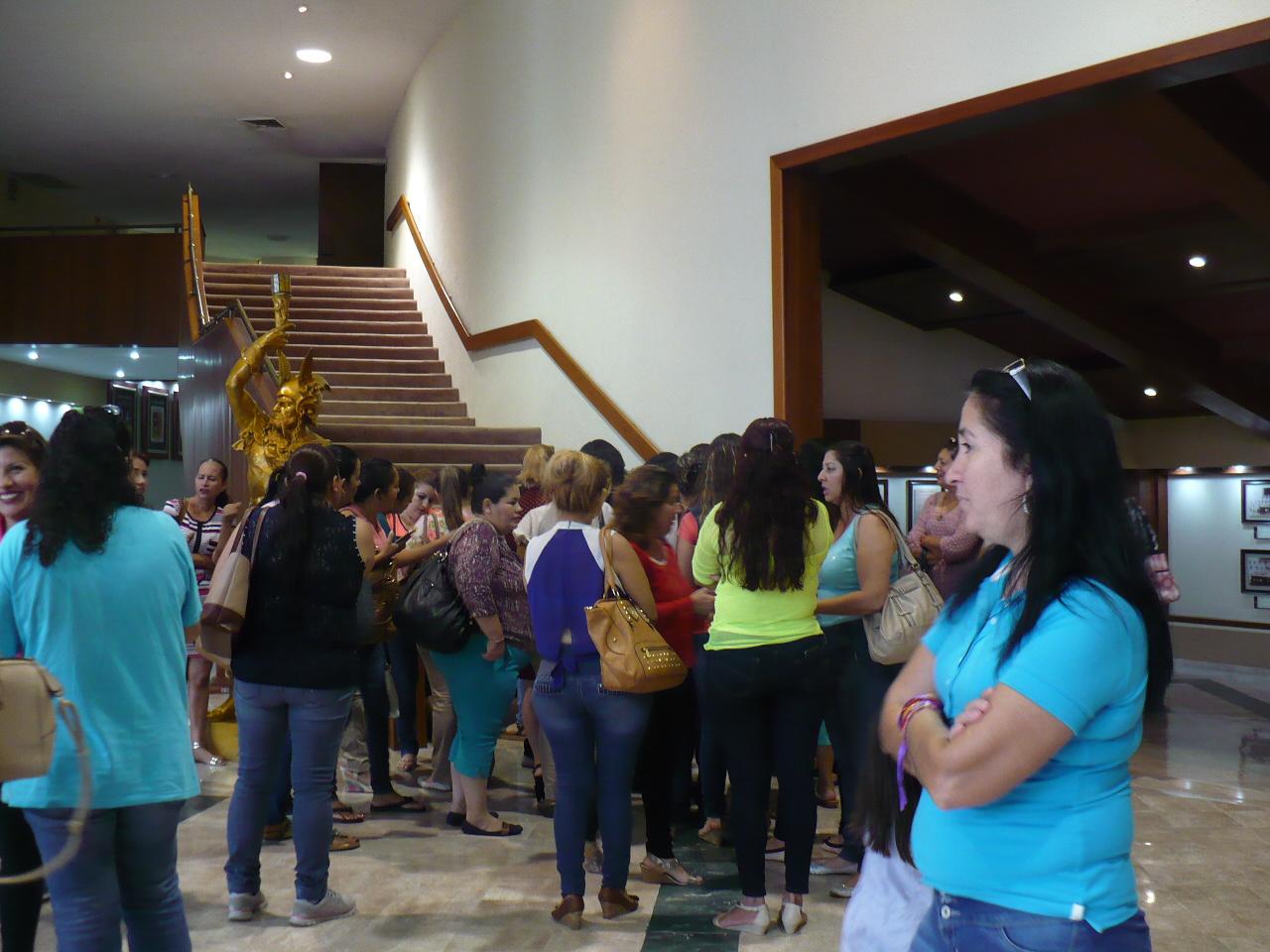 Aseguran que las autoridades han respondido después de las manifestaciones. Fotografía: Gabriela Sánchez