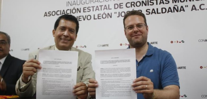 CONARTE BRINDA ESPACIO A LA ASOCIACIÓN ESTATAL DE CRONISTAS MUNICIPALES