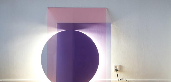 LIGHTOPIA, la fuerza de la luz en mundo industria. Colour Light de Carlos Cruz-Diez