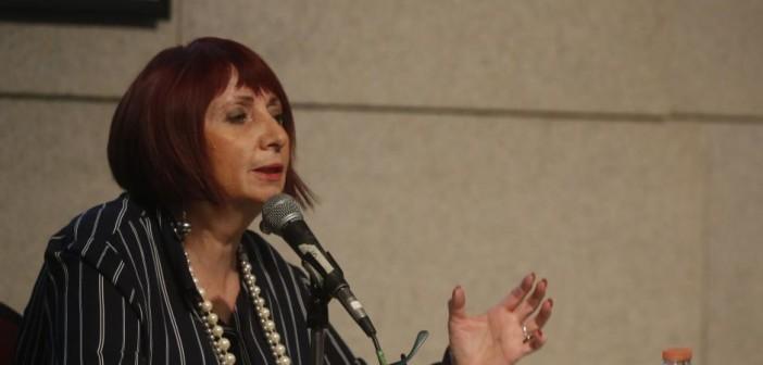 MARISOL SCHULZ CIERRA EL XXI ENCUENTRO INTERNACIONAL DE ESCRITORES