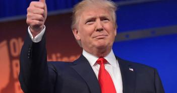 """Donald Trump: """"Prometo que seré el presidente de todos los estadounidenses"""""""