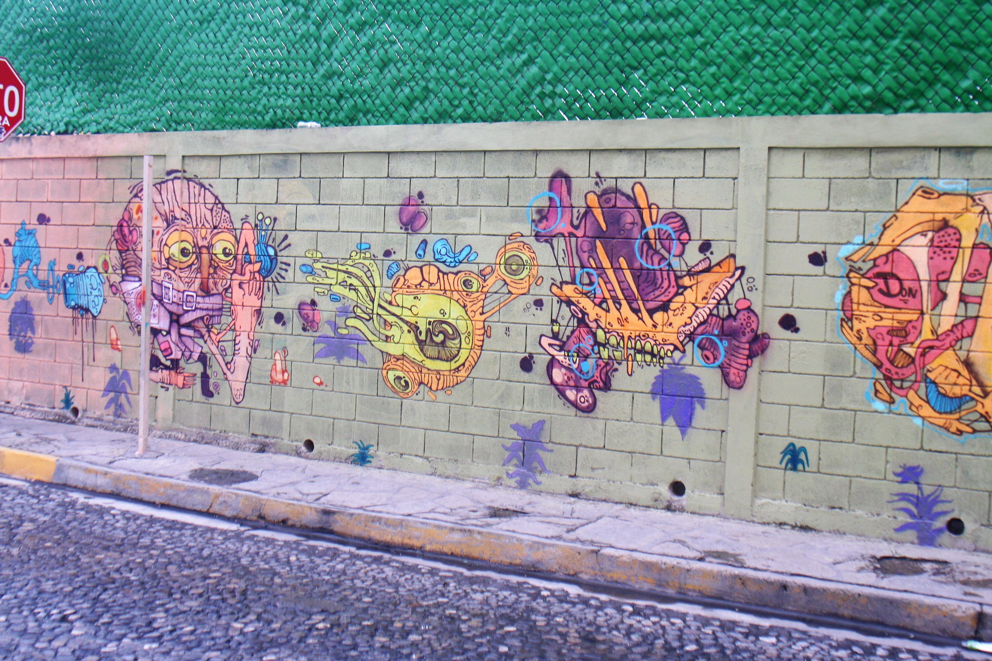 Mural cuatro
