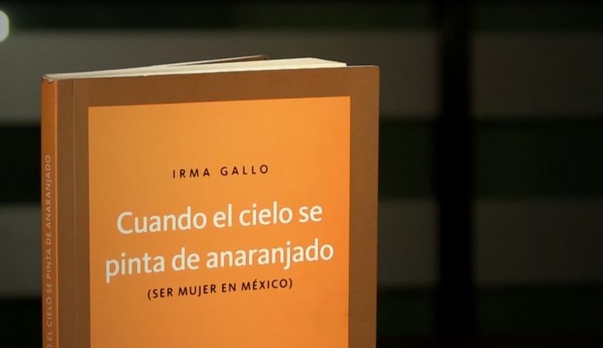 Cuando las mujeres se pintan de anaranjado de Irma Gallo